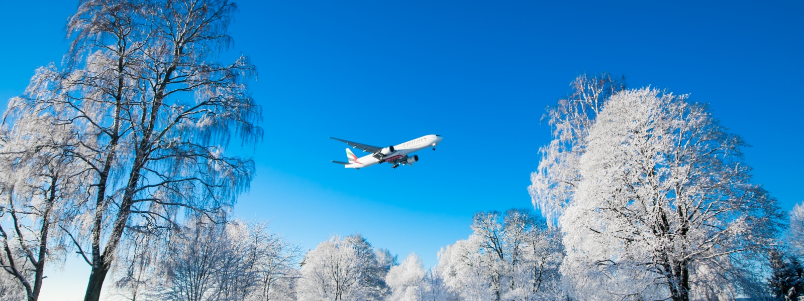 Aviation Christmas Stock Images