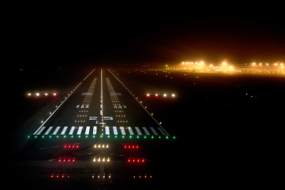 Airfield Lighting Photos