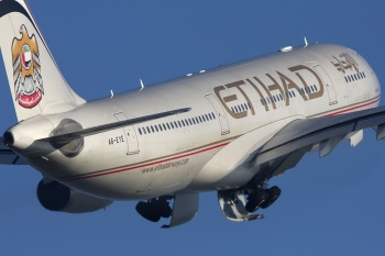 Etihad Airways Airbus A330-200 are used on th
