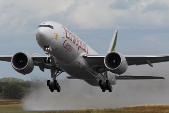 Ethiopian Airlines Cargo Boeing 777-F6N (ET-A