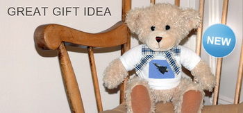 Gift Idea - Teddy bear T-Shirt