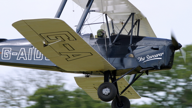 Video of Tiger Moth - The Sorcerer