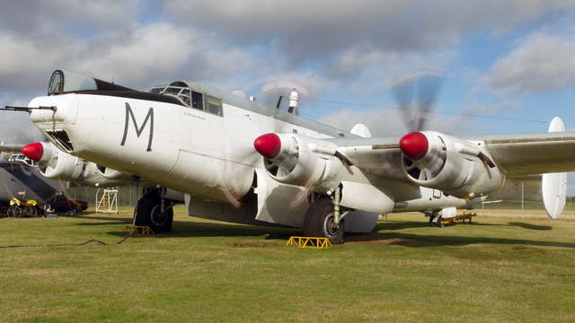 Video of Avro Shackelton