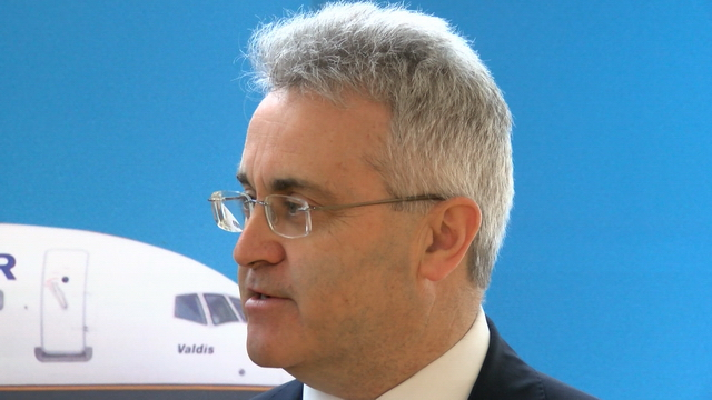 Video of Paul Kehoe CEO of Birmingham Airport