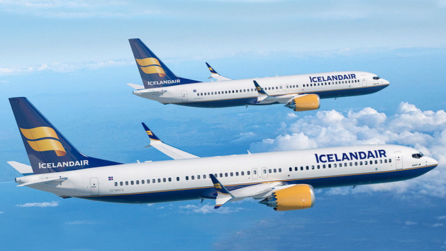 Video of Icelandair CEO Birkir Hólm Guðnason