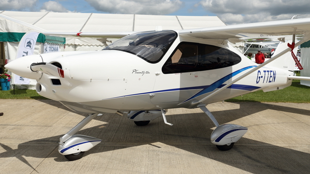 Video of Tecnam P2010