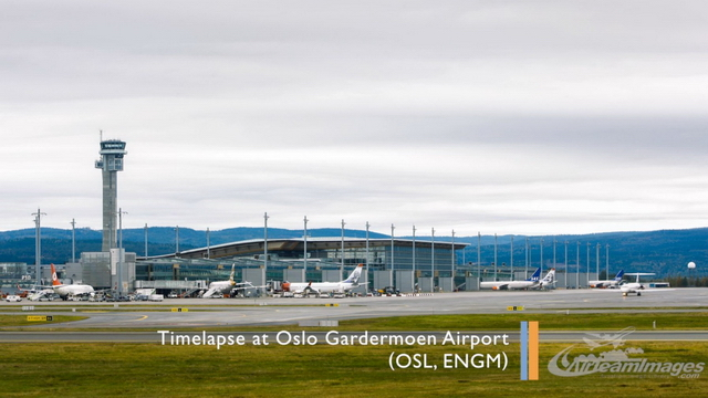 Video of Oslo Gardermoen Airport