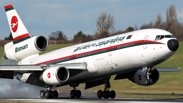 Video of Biman DC-10 Scenic Flights - Part Two