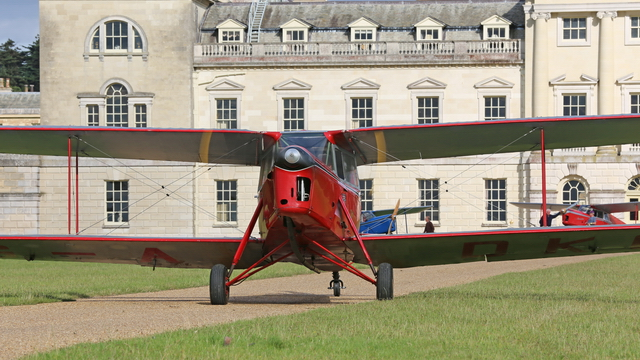 Video of International Moth Rally 2014 - Part Three de Havilland DH-87 Hornet Moth
