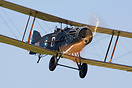 The Bristol F.2 Fighter was a British two-seat biplane fighter and rec...