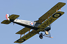 The Avro 504 was a World War I biplane aircraft made by the Avro aircr...