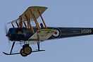 The Avro 504 was a World War I biplane aircraft which was the most-pro...