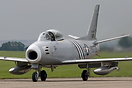 G-SABR is the only airworthy F-86A Sabre in the world. It served in th...