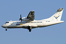 second ATR 42 for InterSky Airlines. On short term lease from Danish A...