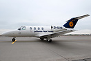 New Citation CJ1 jets are used as trainers at the LFT, Lufthansa Fligh...
