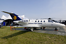 Cessna Citation 525 CJ1 used by Lufthansa Flight training for practica...