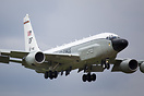 RC-135V 'Rivet Joint' 63-9792 belonging to the 55th Wing-38th RS based...