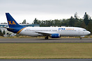Xtra Airways Boeing 737-400 N43XA. Xtra Airways is an ad-hoc charter c...