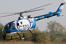 This MBB BO-105 LV-WJX crashed 18th June 2010.