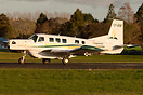 Adventist Aviation Services new aircraft soon to depart NZ for her new...