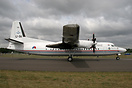 This RNAF Fokker 50 U-60 will soon leave the fleet.