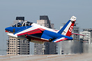 This is the first visit of the Patrouille de France to Argentina. We c...
