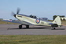 The Supermarine Seafire was a naval version of the Supermarine Spitfir...