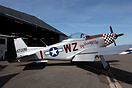 Titan T-51 Mustang G-MUZY is a 3/4 scale replica P-51 Mustang. This is...