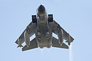 600mph wings swept back, full afterburner pass a Royal Airforce Tornad...