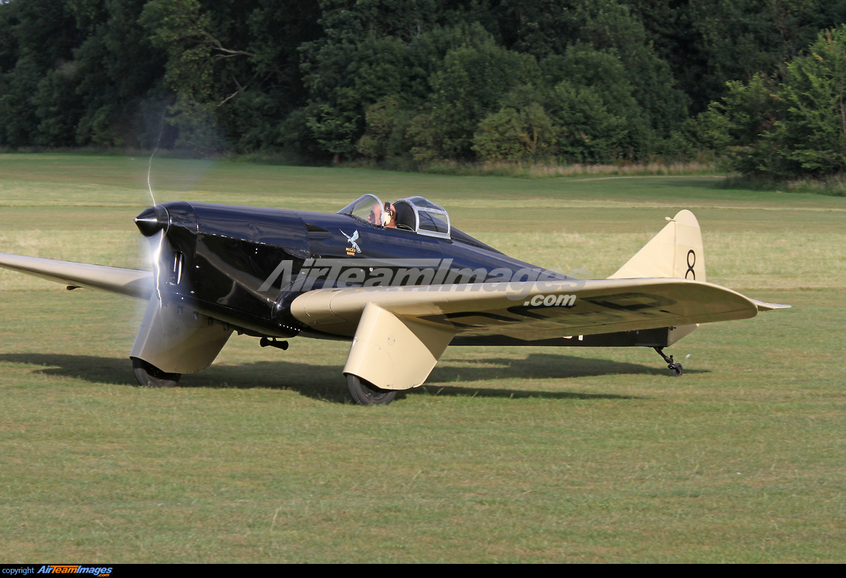And now for something completely different - Martin Baker MB-2 104624_big
