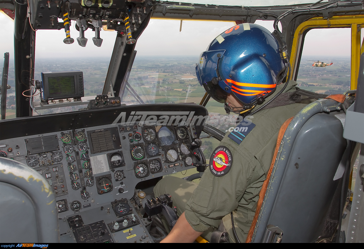 Westland Sea King Mk48 - Large Preview - AirTeamImages.com