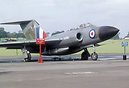 Gloster Javelin FAW1 XA565 was delivered to the RAF in January 1956 bu...