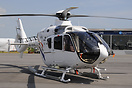 Eurocopter EC-135 on static display at the Singapore Asian Air show 20...