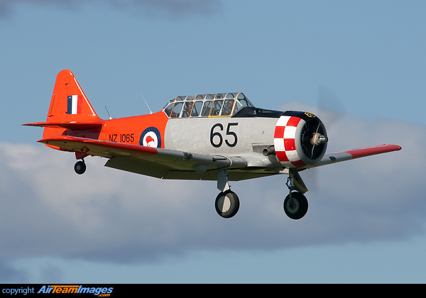 North American AT-6D Harvard