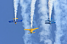 With a Cozy, RV-7 and Pitts S-2B, the Textor Air Show, is the only squ...