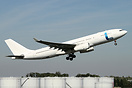 After a lease to XL Airways it is now flying for Brussels Airlines. Ob...