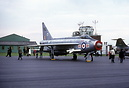 English Electric Lightning F1A