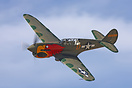 Curtiss P-40E Warhawk N1195N competing at Reno Air Races 2010