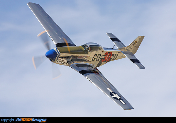 North American P-51D Mustang (N26PW) Aircraft Pictures ...