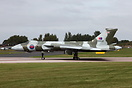 Avro Vulcan XH558 was the star visitor for the Coventry Airport Fly-In...