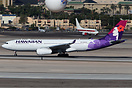 Hawaiian Airlines first Airbus A330-200