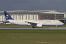 First A321 for Saudi Arabian Airlines