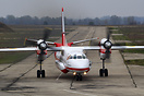 Antonov An-32P Firekiller at the homebase