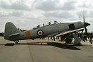 Hawker Sea Fury T20S