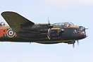Avro 683 Lancaster B1 Battle of Britain Memorial Flight at the Wadding...