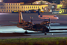 This An-32 crashed in General Mariano Escobedo International Airport, ...