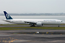 First ANZ Boeing 777-319ER landing at AKL from LAX and Paine Field on ...