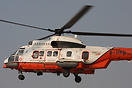 This Eurocopter AS-332L2 Super Puma Mk2 helicopter B-HRN ditched 27th ...