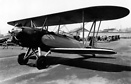 Boeing Model 203 was a three-seat biplane trainer build by Boeing and ...