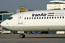 Iran Air Boeing 727 EP-IRP the oldest civil plane of Iran crashed near...